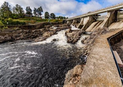 Dam and Structural Monitoring