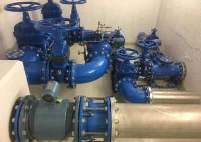 Water and wastewater monitoring