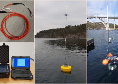 Sonar Calibration And Training buoy