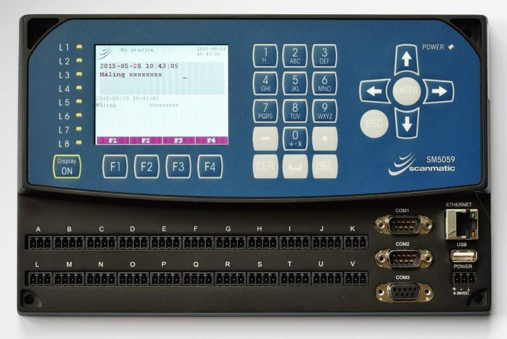 Data acquisition unit, SM5059