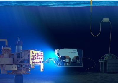 Datainnsamling offshore – E-ROV
