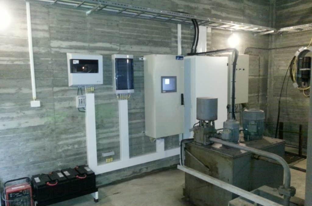 Fjernstyringssystemer til energibransjen