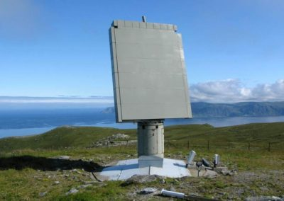 Technical  Surveillance of Radar Sites