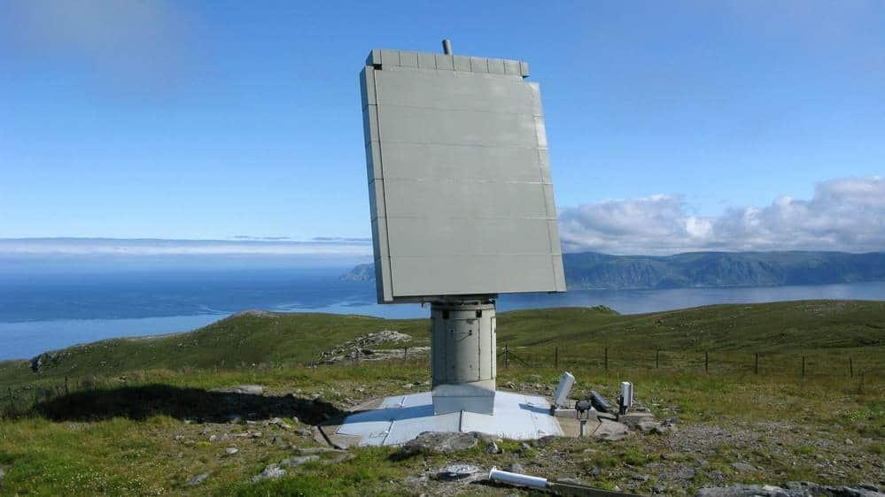 Teknisk Overvåkning av Radaranlegg