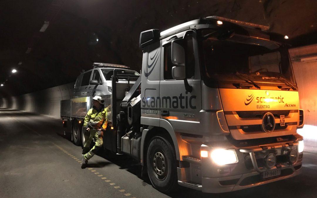 Scanmatic Elektro solgt til OneCo
